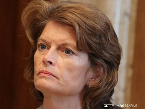 Senate Republicans are expected on Wednesday to strip Alaska Sen. Lisa  Murkowski from her post as ranking Republican on the Senate Energy Committee.