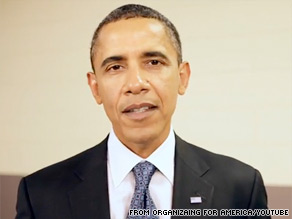 Organizing for America is out with a new video featuring President Obama.