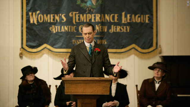 'Boardwalk Empire' gets a second season