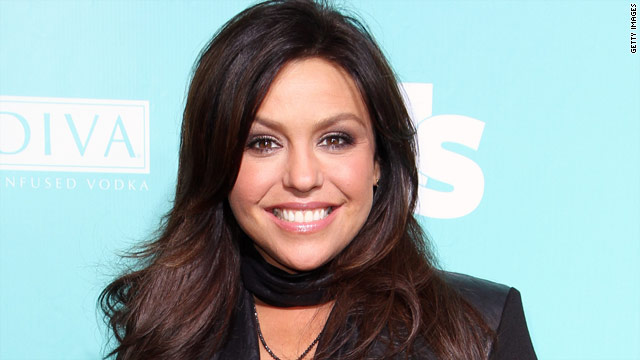 Rachael Ray on her grandpa's moonshine