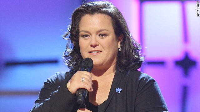 Rosie O'Donnell on her brood: 'We're the Gay-dy bunch'