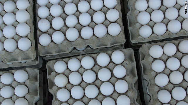 Iowa egg farmers apologize for salmonella