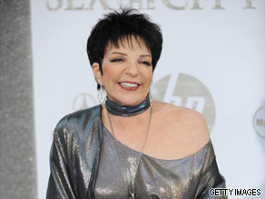 Liza Minnelli is your Connector of the Day.