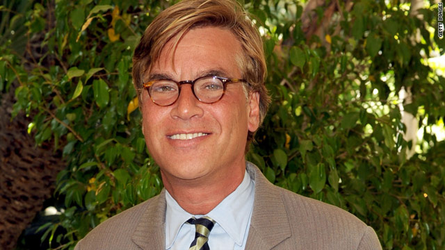 Aaron Sorkin on cocaine and the creative process