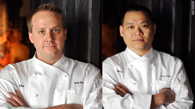 5@5 – Chefs Brian Ray and Yang Huang