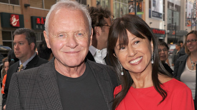 Anthony Hopkins on turning into a 'health nut'
