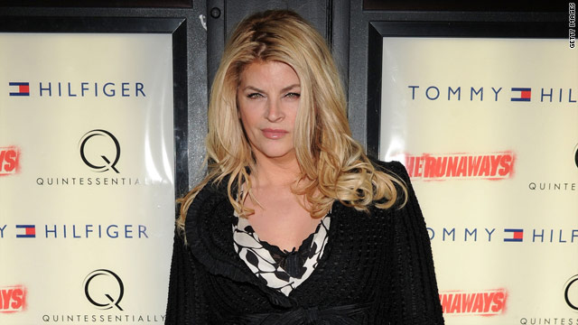Kirstie Alley: I've lost 50 pounds