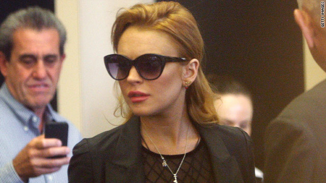 Behind the Scenes on 'Showbiz Tonight': Lindsay Lohan goes back to jail