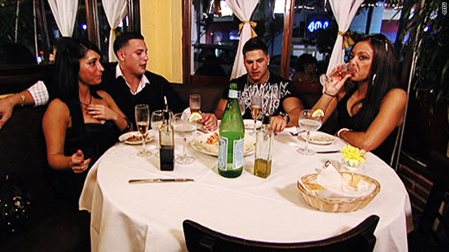 It's T-shirt time on 'Jersey Shore'