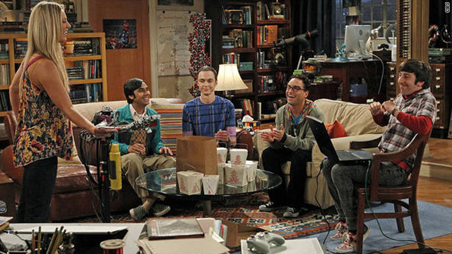 A big hand for the return of 'Big Bang Theory'
