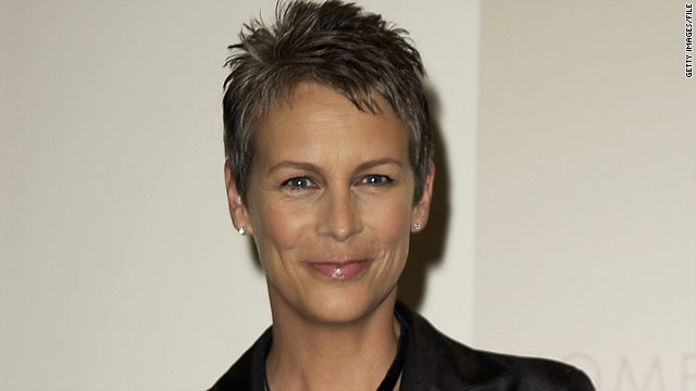 Jaime Lee Curtis is so over plastic surgery