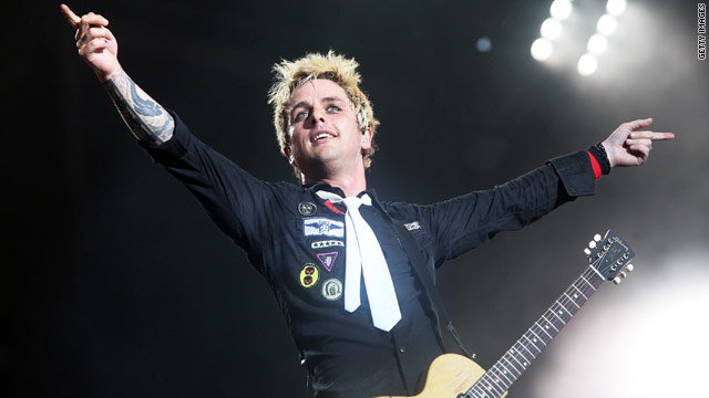 Billie Joe Armstrong headed to Broadway