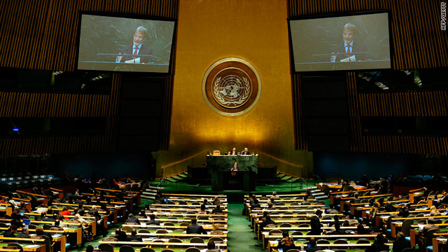 U.N. partnering with faith groups