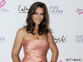 Elizabeth Hurley is your Connector of the Day