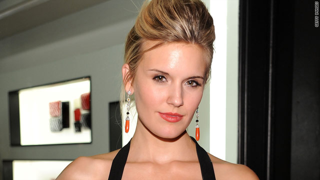 Maggie Grace will play vamp in 'Breaking Dawn'