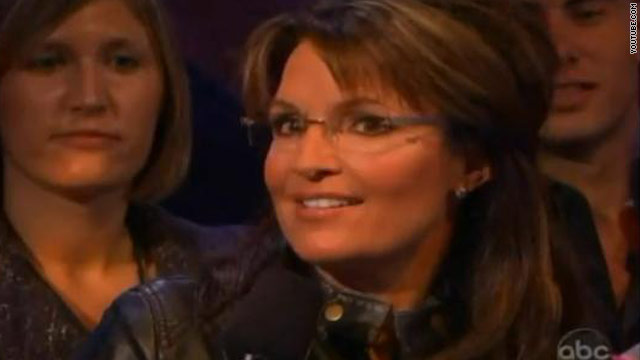 Was Sarah Palin booed on &#039;DWTS&#039;?