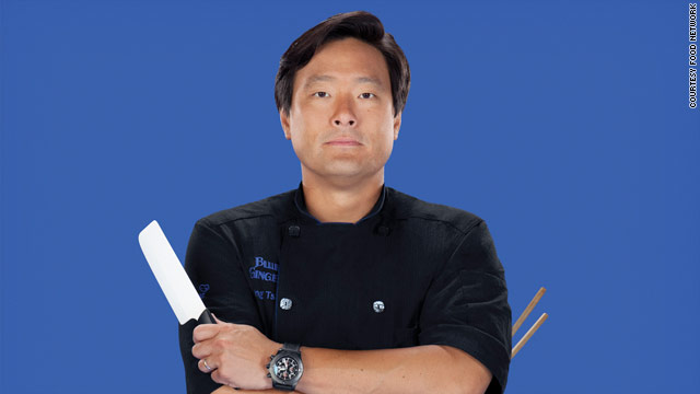 Chef Ming Tsai wants you to have a Chinese friend