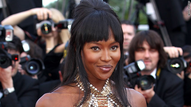 Naomi Campbell: I don't know if I've been a great role model