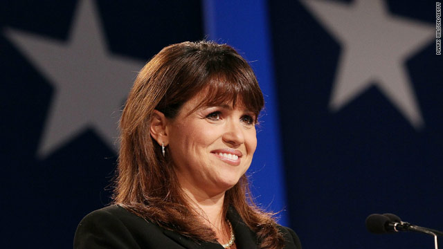 Christine O'Donnell talks faith and politics