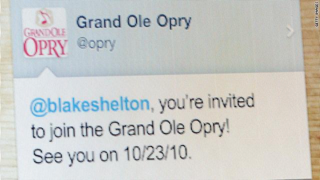 Surprising tweet leaves Blake Shelton speechless