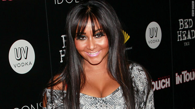 Snooki pens novel about love at the 'Shore'