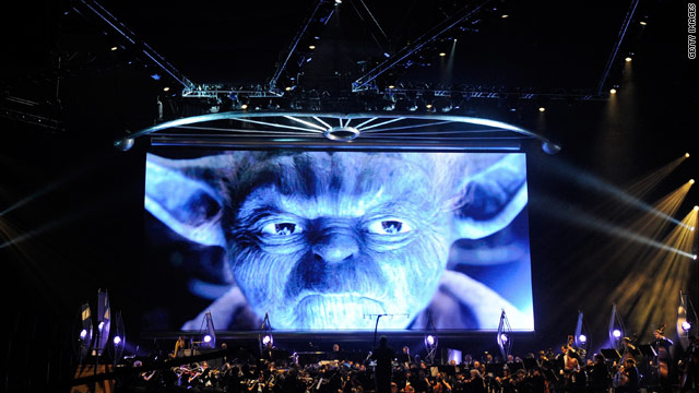'Star Wars' films being re-released in 3-D
