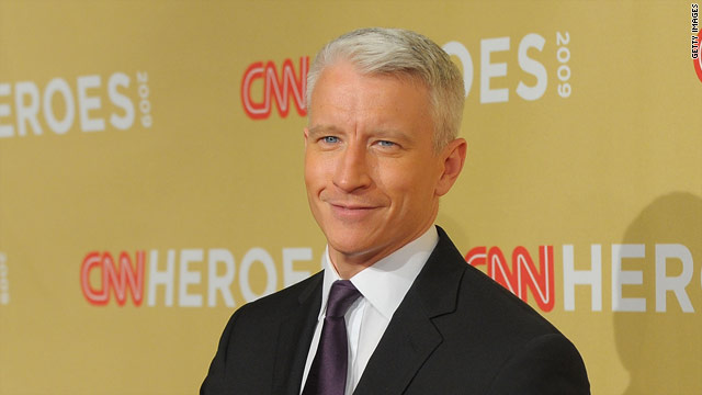 Anderson Cooper to host daytime show