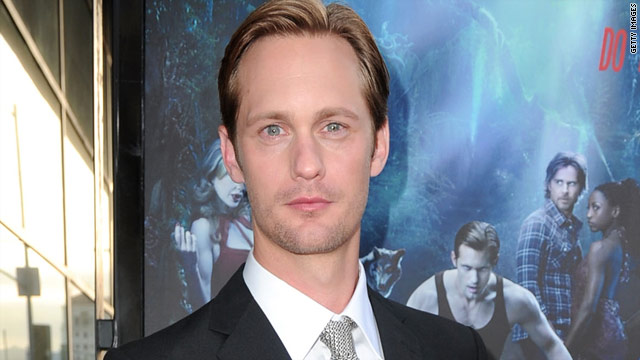 Alexander Skarsgard on that bloody Rolling Stone cover