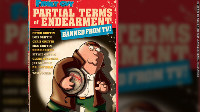 Banned 'Family Guy' finally sees the light of day