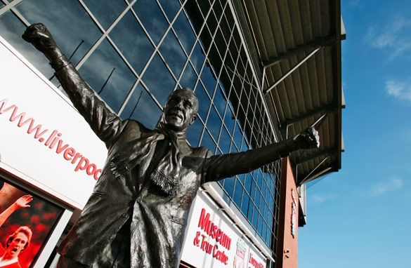 Liverpool's awful start to the season is their worst since before Bill Shankly arrived at the club in the 1959.