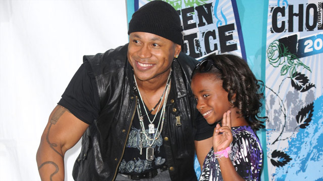 LL Cool J sits down for interview with his daughter