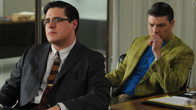 &#039;Mad Men&#039;s&#039; meltdown