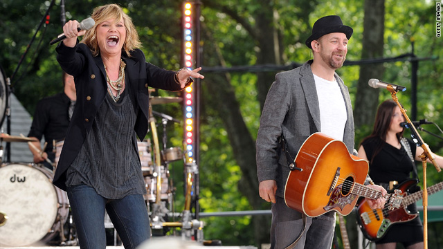 Sugarland to perform at 'CNN Heroes' tribute