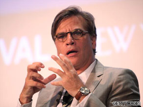 Aaron Sorkin is your Connector of the Day