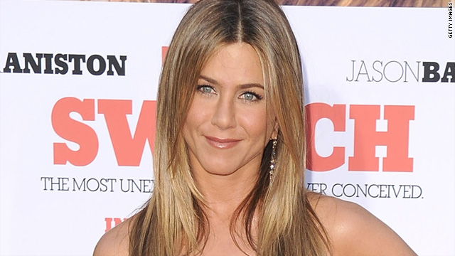 Jennifer Aniston voted world's most eligible single woman