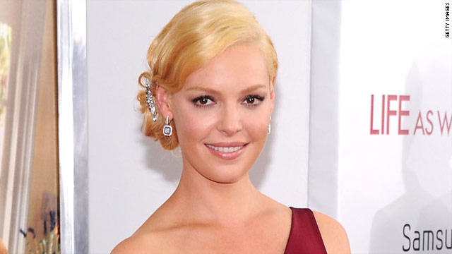 Katherine Heigl's a fan of electronic cigarettes