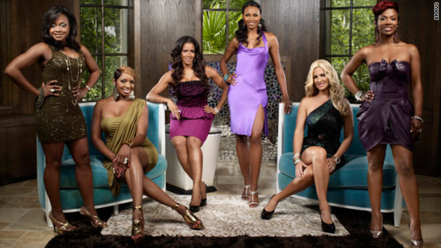 'Real Housewives of Atlanta' back with a vengeance