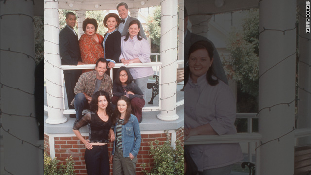 'Gilmore Girls' turns 10