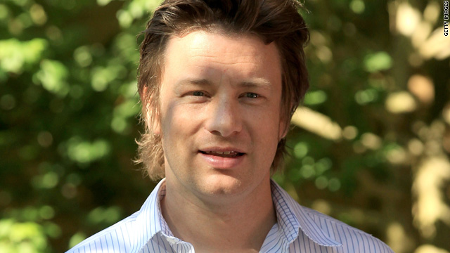 Jamie Oliver rallies United Nations for aid in his anti-obesity campaign