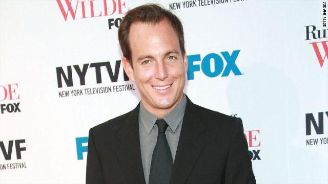 Will Arnett: I'm just trying to make people laugh