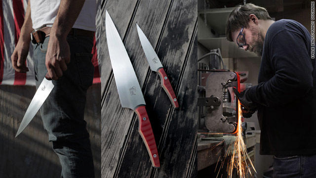 5@5 - Knife-maker Joel Bukiewicz