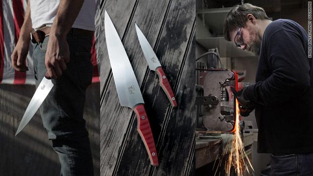 5@5 - Knife-maker Joel Bukiewicz