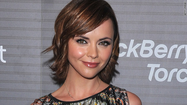 Christina Ricci: 'Oprah saved me'