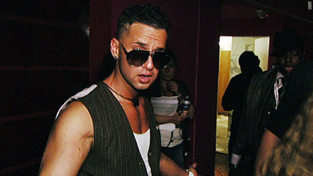 A bad Situation on 'Jersey Shore'