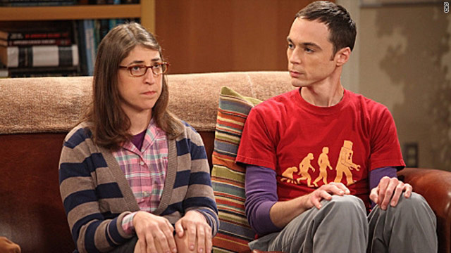 'Shamy' is the cat's meow on 'Big Bang Theory'