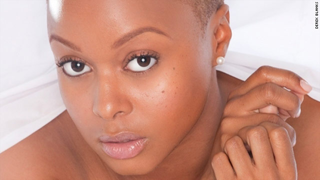 Singer Chrisette Michele works to end domestic violence