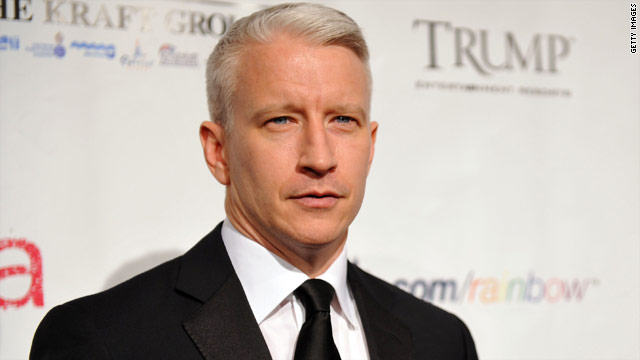 Anderson Cooper: Saying 'That's so gay' is unacceptable