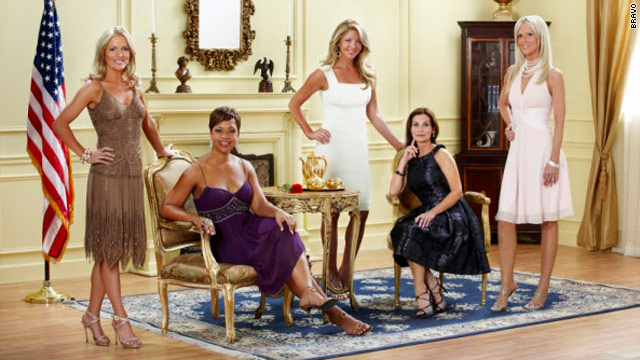 'Real Housewives of D.C.': That's it?