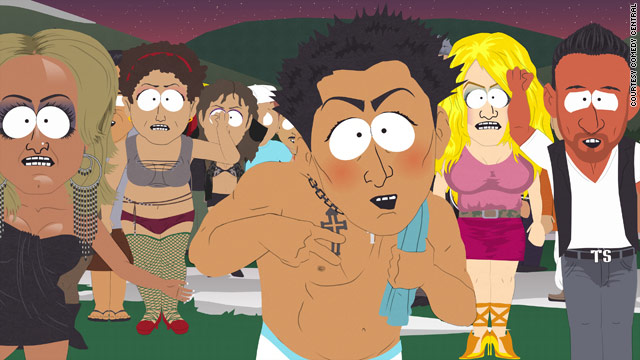 &#039;South Park&#039;: &#039;Jersey Shore&#039; edition