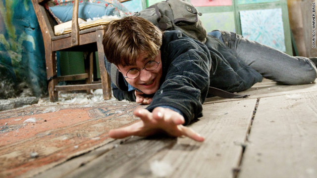 3-D fail for 'Harry Potter'